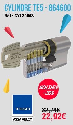 Cylindre TE5 - TESA - 864600