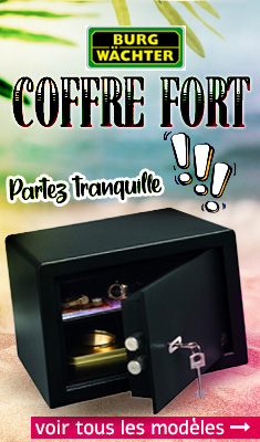 Coffres-forts BURGWÄCHTER PointSafe PS