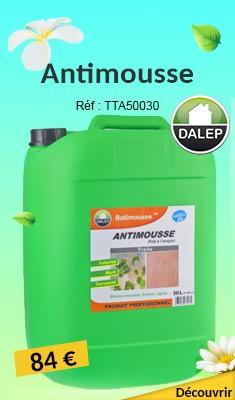 Antimousse Préventif/Curatif DALEP