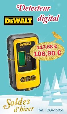 Détecteur digital DE0892