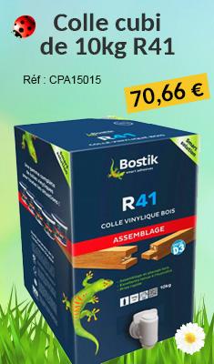 Colle BOSTIK cubi de 10kg R41 - 30603724