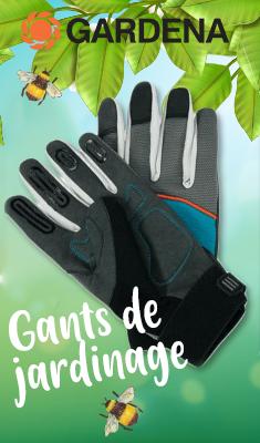 Gant de jardinage GARDENA - Gros travaux - 215