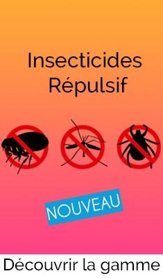 Insecticides - Répulsif