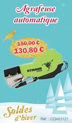 Agrafeuse automatique STINGER - 136401