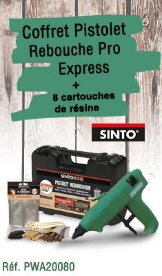 Pistolets et accessoires Rebouche Pro Express SINTO