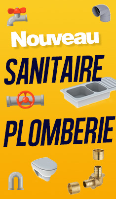 sanitaire plomberie