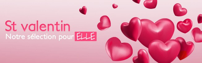 Saint Valentin pour ELLE