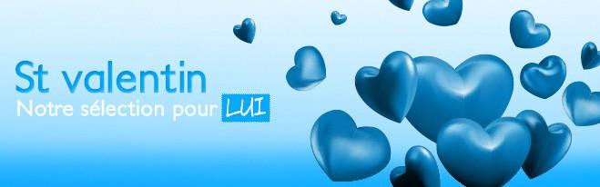 Saint Valentin pour LUI