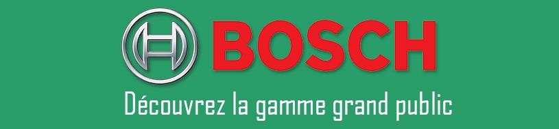 Bosch Vert Grand Public
