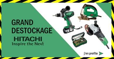 Promo Hitachi