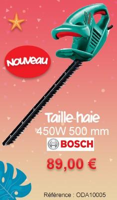 Taille-haie BOSCH AHS50-16 - 450W 500 mm - 0600847B00