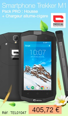 Smartphone CROSSCALL Trekker M1