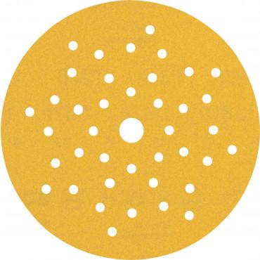 Feuilles abrasives BOSCH Expert C470 - Ø125 mm - Boite de 6 pièces - Grain 60/120/240 - 2608901101