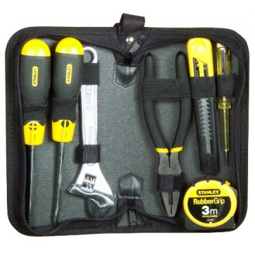 Trousse d'outillage STANLEY 7 Outils - 1-90-596
