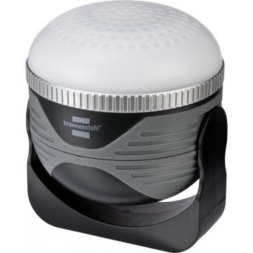 Lampe rechargeable LED Oli 310 AB BRENNENSTUHL haut parleur Bluetooth Powerbank - 1171640