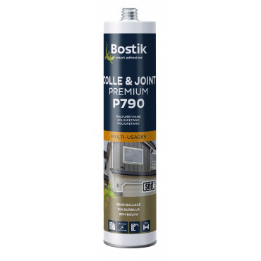 Colle et joint Premium P790 BOSTIK - 3061637