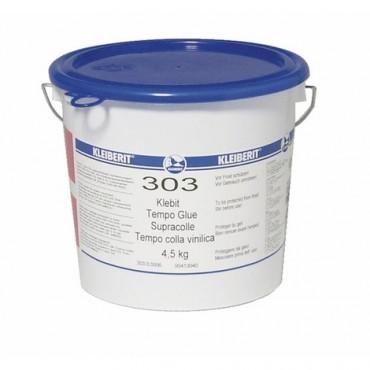 Supracolle vinylique 303 KLEIBERIT - Seau 4,5 kg - 303.0.0506