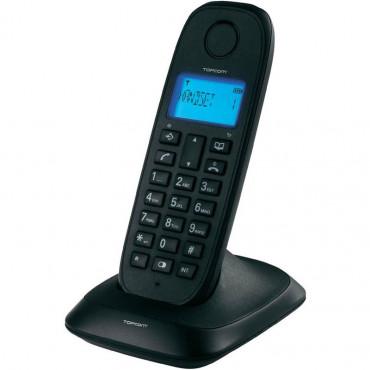 Téléphone sans fil DECT Noir TOPCOM TE-5730