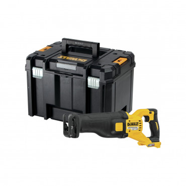 Scie sabre 2.0 XR FLEXVOLT 54V 2Ah Li-Ion Brushless DEWALT - sans batterie ni chargeiur - coffret TSTAK - DCS389NT-XJ