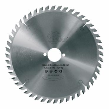 Lames de scie circulaire LEMAN pour FESTOOL - alu - Ø160 mm - 48 dents - 964TF.160.48