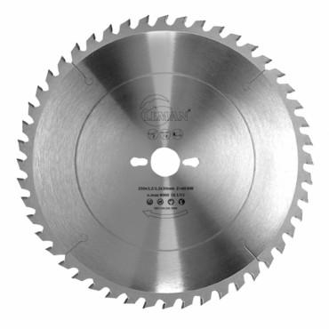 Lame de scie circulaire carbure LEMAN pour stratifié - 300 x 30 x 72TF - 336TF.300.72