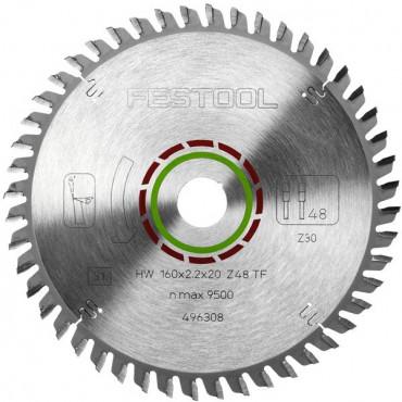 Lame de scie spéciale matière minérale Ø190 mm FESTOOL - 492052