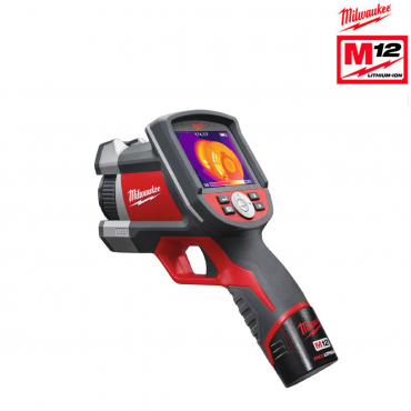 Caméra thermique MILWAUKEE M12 TI-21C - 4933433105