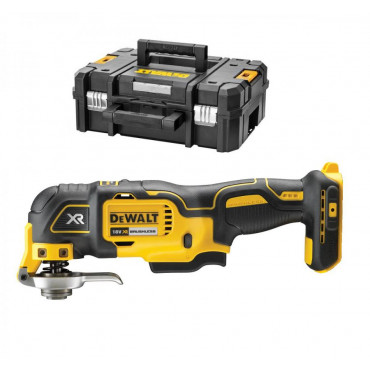 Multi-cutter DEWALT 18V XR - Sans batterie ni chargeur - En coffret T-STAK - DCS355NT