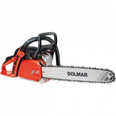 Tronçonneuse thermique Compact DOLMAR 2 Temps 42.4 cm3 40 cm - PS420SC40