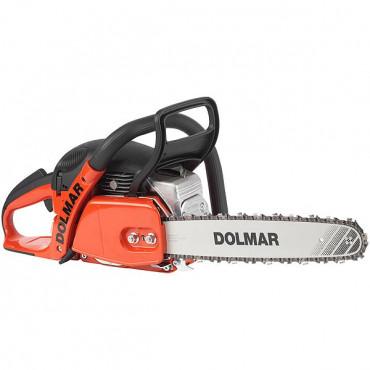 Tronçonneuse thermique DOLMAR Pro 2 temps 50 cm3 45 cm - PS5105C45