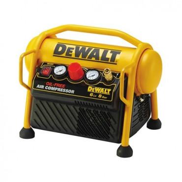 Compresseur 6L portable 230V DEWALT - DPC6MRC-QS