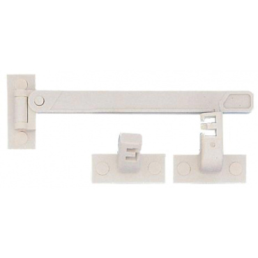 Entrebâilleur Stickair SOCONA PVC Blanc - G1