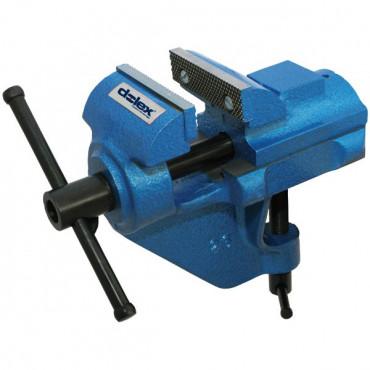Étau à agrafe DOLEX renforcé haute précision - largeur 80 mm - 26
