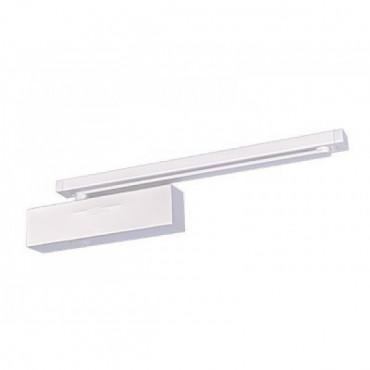 400517 Ferme-porte GR400 Force 3, bras antivandalisme - Coloris:blanc - GR400517