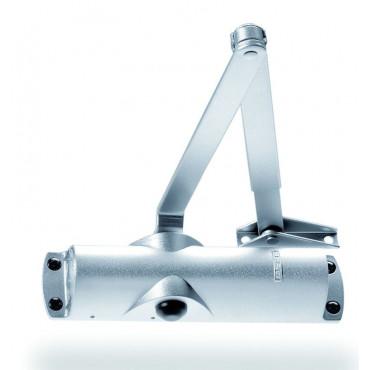 Ferme-porte TS1000 GEZE - Force réglable 2 à 3 - bras compas - Argent - TS1000