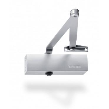 Ferme-porte TS1500 GEZE - bras compas - Argent - 114669
