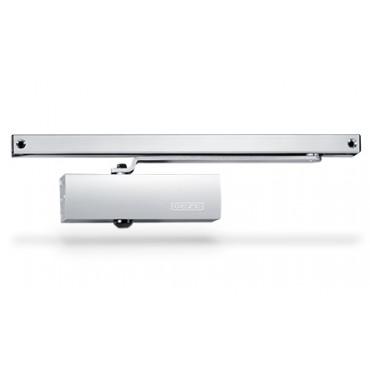 Ferme-porte TS1500 GEZE - bras à coulisse - Blanc - 114682