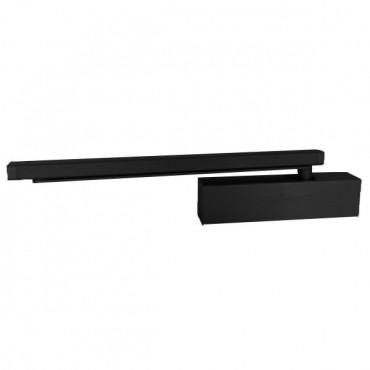 Ferme-porte TS Wood GEZE - Force 3 - crémaillère elliptique - Noir - 131189