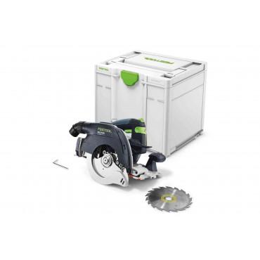 Scie circulaire à capot basculant FESTOOL HKC 55 EB-Basic - Sans batterie, ni chargeur - 576163