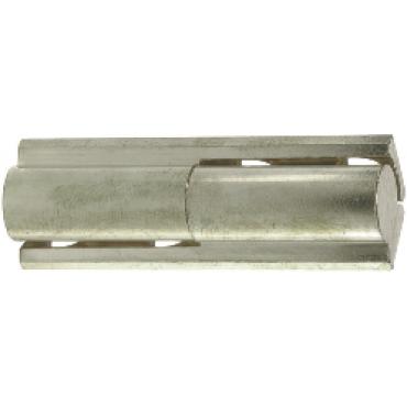 Paumelle universelle 50 laiton chromé QDCR - PUB050S03