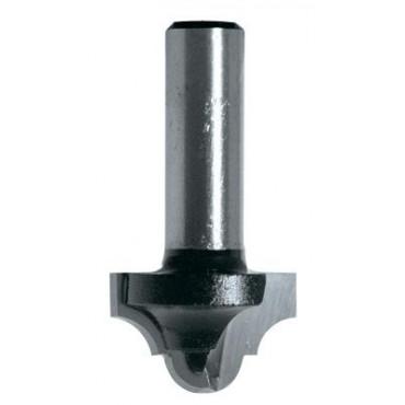 Fraise à profil tiroir LEMAN - profil HM - Ø 19 mm - queue de 8 mm - 4438.704.00