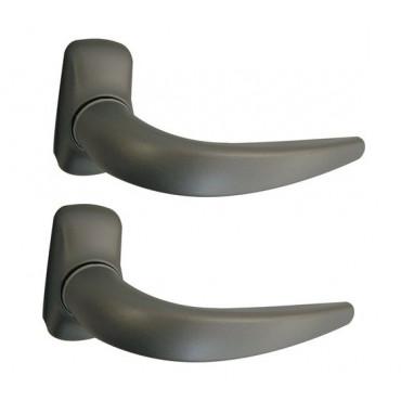 Béquille double Horus 2051I FAPIM Carré 8 mm - Bronze 8019 - 2051I_43