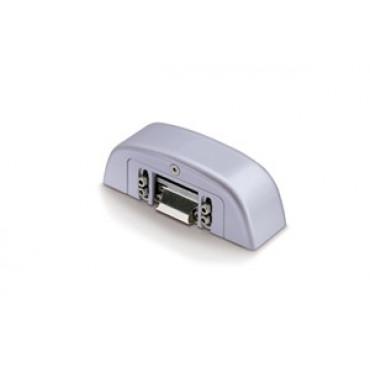 Gâche électrique d'ouverture avec anti-répéteur - NOIR 9005 - FAPIM - 8520
