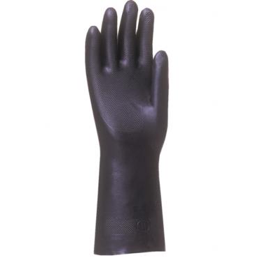 Gant enduit Néoprène SINGER Noir - Taille 10 - Risques Chimiques - NEO27010