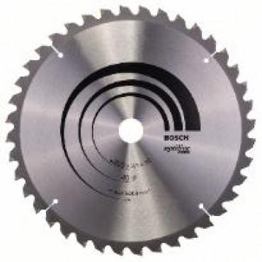 Lame de scie circulaire Optiline Wood Ø 30mm - 305 x 30 x 2,5 mm, 40 - 2 608 640 440