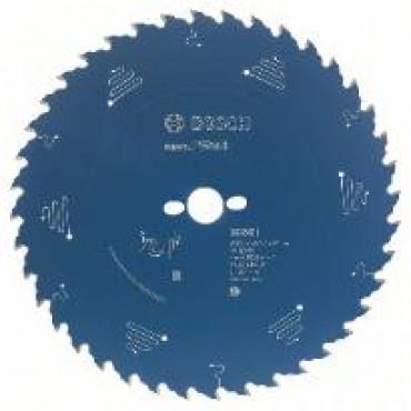 Lame de scie circulaire Expert for Wood Ø20mm - 150 x 20 x 2,6 mm, 36 - 2 608 644 012