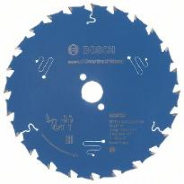 Lame de scie circulaire Expert for Construct Wood Ø20mm - 165 x 20 x 2,0 mm, 24 - 2 608 644 137