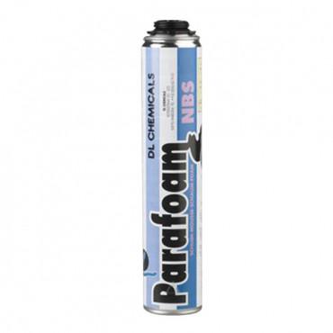 Mousse polyuréthane pistolable DL CHEMICALS Parafoam NBS - 750 ml - 0900002N000049