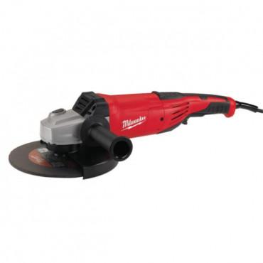 Meuleuse d'angle MILWAUKEE 2200 W AG 22-230 DMS - 4933433630