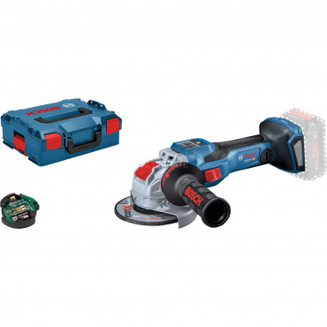 Meuleuse sans fil GWS 18V -15 SC X-Lock Solo BOSCH - 06019H6500